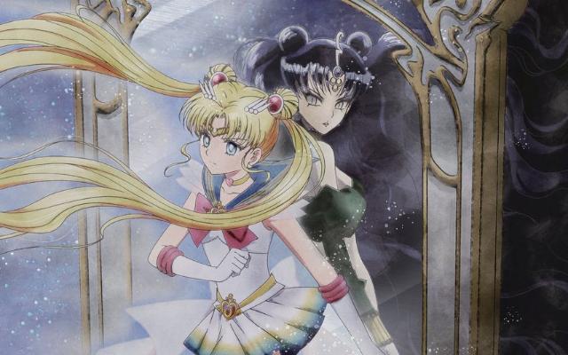 劇場版「美少女戦士セーラームーンEternal」ちびうさ&エリオス編の特別映像が公開!甘酸っぱいキスシーンにキュン