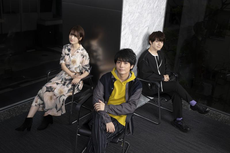 TVアニメ「呪術廻戦」呪術高専1年生のメンバーを演じる榎木淳弥さん・内田雄馬さん・瀬戸麻沙美さんのオフィシャルインタビュー到着!3人のチームワークについて語る