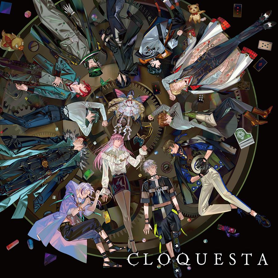 ボカロP×実力派声優陣のキャラソンプロジェクト「Clock over ORQUESTA」1stアルバム発売決定!
