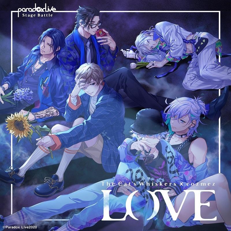 「パラライ」全チーム集結リアルライブ開催!「LOVE」がテーマの最新描き下ろしジャケット解禁