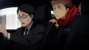 TVアニメ「呪術廻戦」第10話「無為転変」場面写真