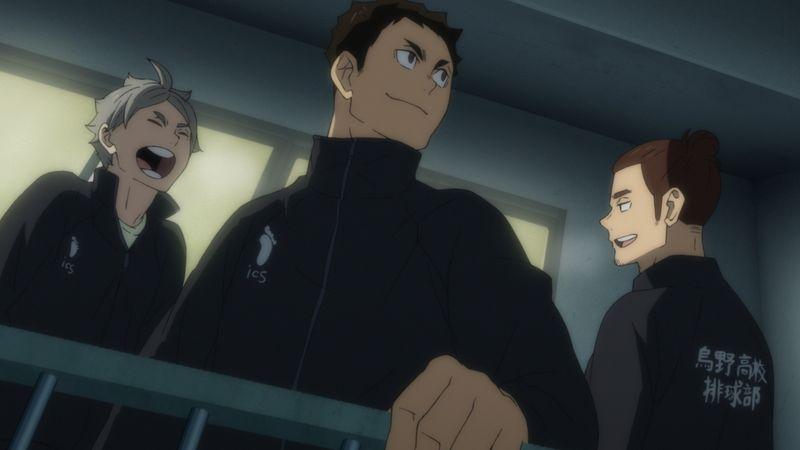 TVアニメ「ハイキュー!!TO THE TOP」第25話「約束の地」感想 ついに最終回!烏野高校が積年の夢、因縁の対決へ
