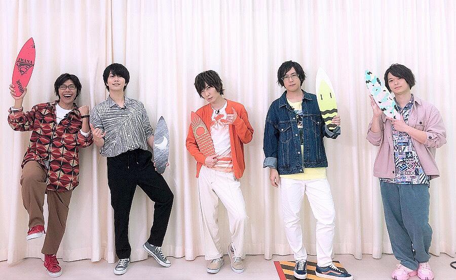 TVアニメ「WAVE!!~サーフィンやっぺ!!~」特別番組が放送決定!前野智昭さんらメインキャストが大暴れ!?