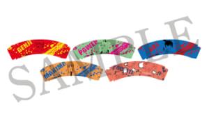 「チェンソーマン」×「アニメイトカフェ」メニュー注文特典「ランダムドリンクスリーブ」