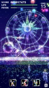 「ディズニー ミュージックパレード」プレイシーン(エレクトリカル・パレードのテーマ)