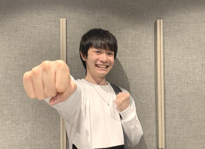TVアニメ「Dr.STONE」第2期 クロム役・佐藤元さん
