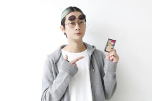 劇場版「江口拓也の俺たちだって癒されたい!」×カネボウmediaスペシャルコラボキャンペーン 01カードファンデーション