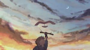 「インディーアニメ・ショートプログラム」鮮ナヲキ「FLYER 」