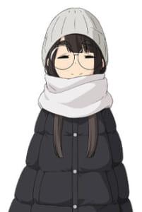 TVアニメ「ゆるキャン△ SEASON2」鳥羽美波(CV:伊藤静さん)
