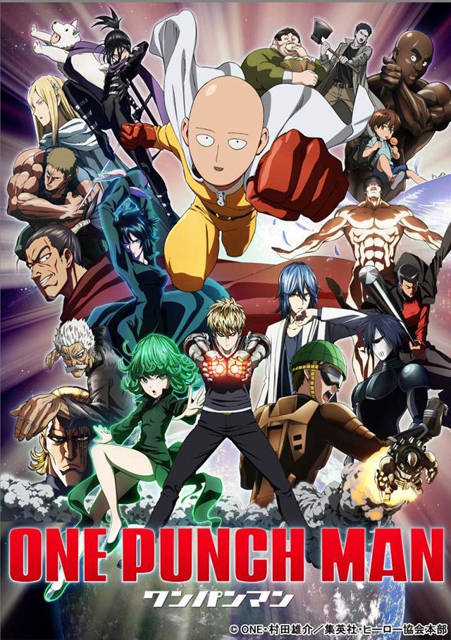 TVアニメ「ワンパンマン」第2期
