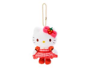 「Sweets Puro」マスコット(チェック)_ハローキティ1,760円