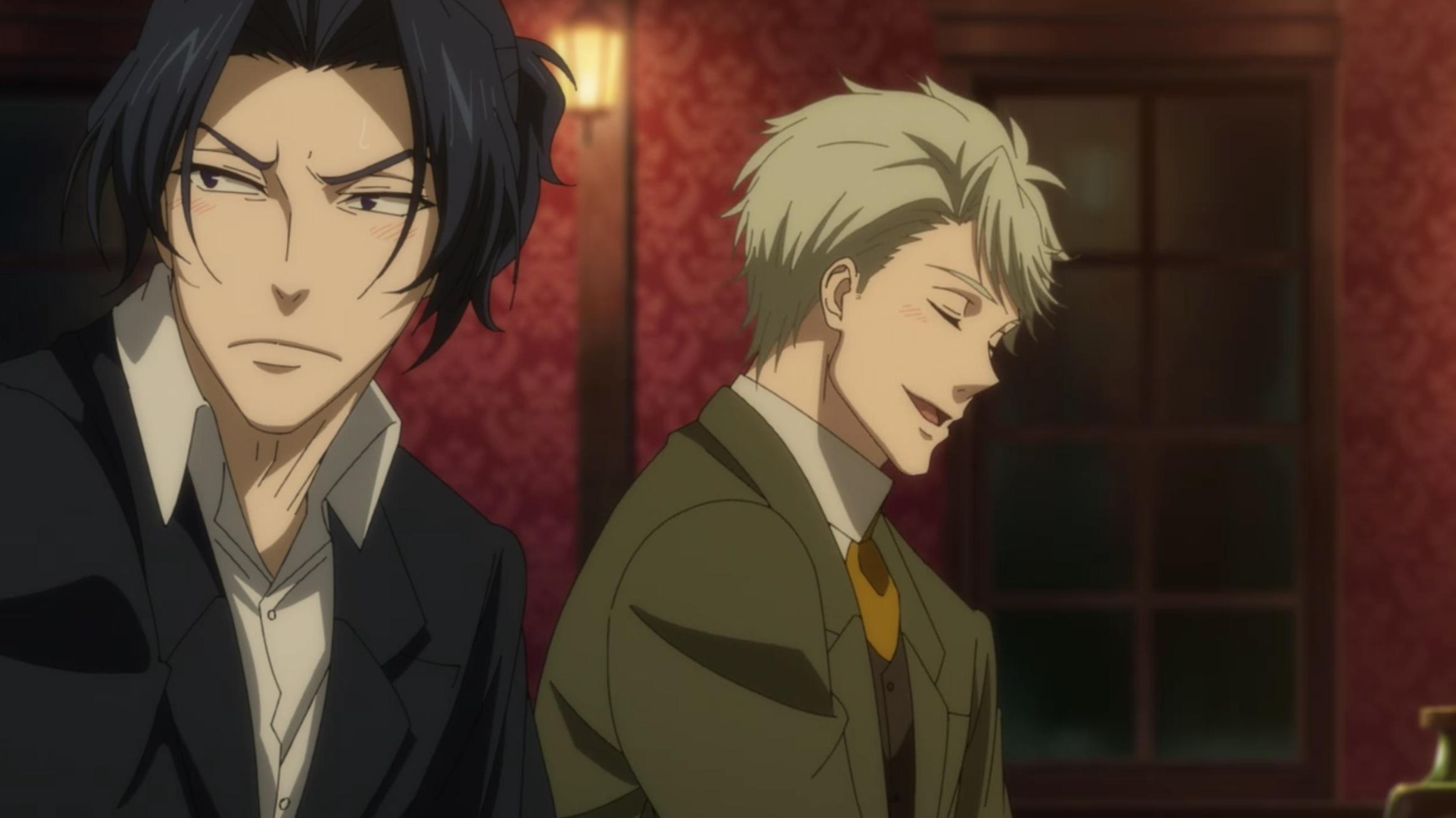 TVアニメ「憂国のモリアーティ」11話感想 列車で起きた殺人事件にシャーロック&ウィリアムが挑む!天才2人の共闘に注目