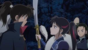 TVアニメ「半妖の夜叉姫」第12話先行カット