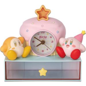 「一番くじ 星のカービィ あま~いひととき。」B賞 カップケーキの時計つきチェスト