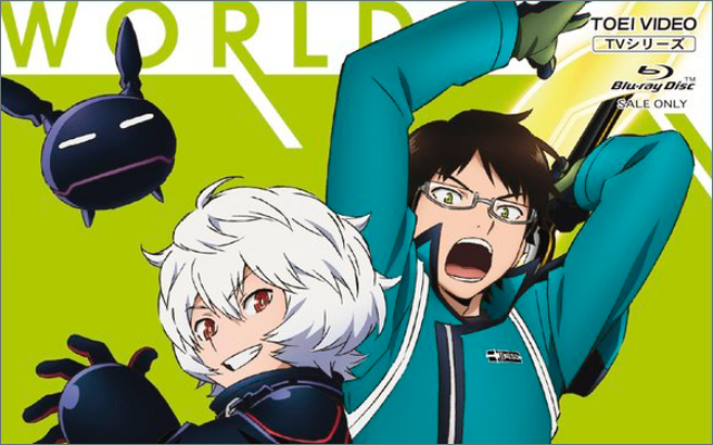 TVアニメ「ワールドトリガー」1stシーズン73話がBlu-ray3枚に!「一挙見Blu‐ray」2021年3月発売決定