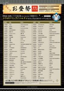 「銀魂 THE FINAL」×「カラオケの鉄人」カラオケ採点機能課題曲