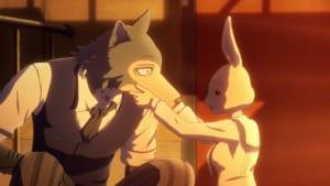 TVアニメ「BEASTARS」第2期13話先行カット