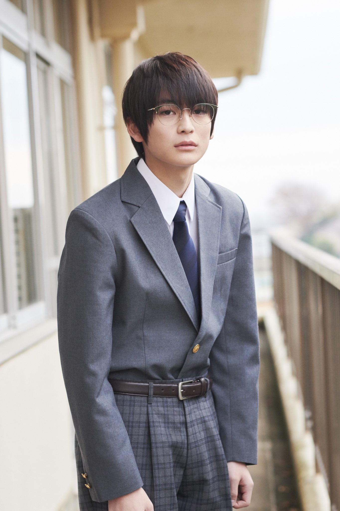 実写ドラマ「夢中さ、きみに。」二階堂明役に高橋文哉さんが発表!ビジュアル&コメントも公開