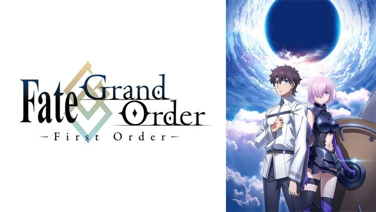 立香とマシュの出会いを描いたアニメ「FGO -First Order-」ABEMAで無料配信決定!「バビロニア」一挙配信も