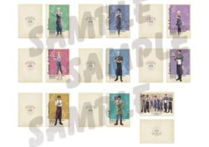 劇場版「Fate/Grand Order -神聖円卓領域キャメロット-」 CAFE&DINER クリアファイル
