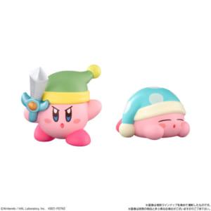 「星のカービィ Kirby Friends」7.ソード 8.スリープ