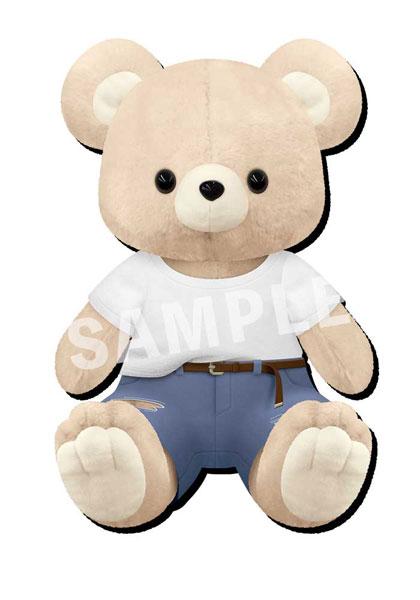 「BANANA FISH」アッシュと英二の「My Dear Bear」シリーズ登場!抱き心地抜群なちょっと大きいテディベア