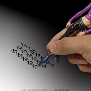 TVアニメ「ジョジョの奇妙な冒険 黄金の風」ヴィネガー・ドッピオ フィギュアペン