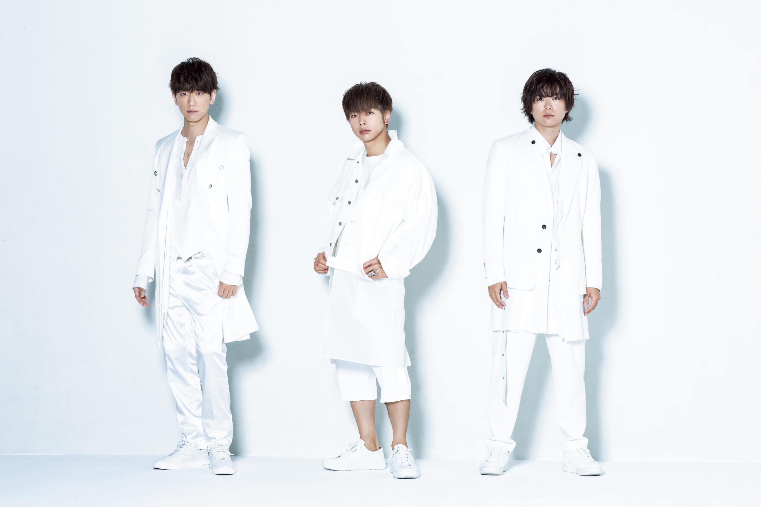 TVアニメ「半妖の夜叉姫」1月クールのOPテーマはNEWSの新曲「BURN」に決定!メンバーからのコメントも到着