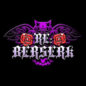「RE BERSERK」ロゴ