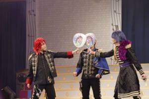 舞台「WITH by IdolTimePripara」ゲネプロ写真
