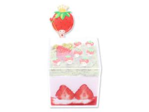 「Sweets Puro」いちごの王さまといちご狩り♪カップムースケーキ(1,000円)