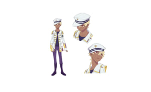 「SSSS.DYNAZENON」キャラクタービジュアルシズム