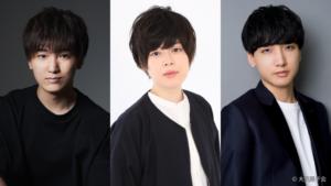 「大沢男子会」山下誠一郎さん、市川蒼さん、小林千晃さん
