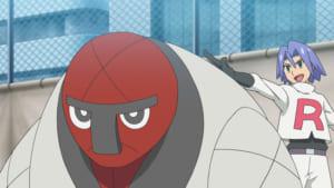 TVアニメ「ポケットモンスター」ナゲキ(CV:ノブさん)