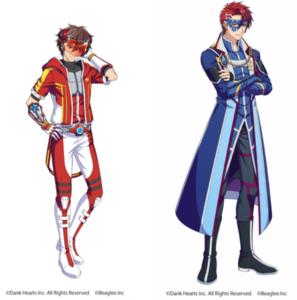 「RenCa:A/N(レンカ アルバニグル)」×「ヒーロー'sパーク」コラボ限定の着せ替え衣装