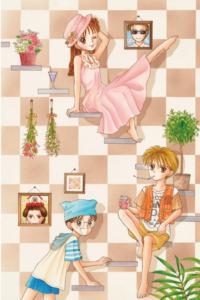 小花美穂先生「こどものおもちゃ」