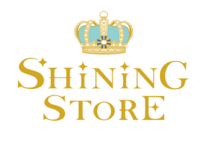 SHINING STORE ロゴ