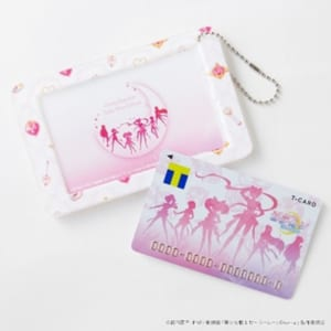 Tカード(劇場版「美少女戦士セーラームーンEternal」)スライドカードケース