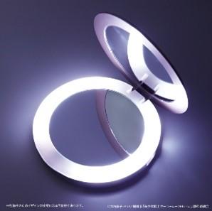 劇場版「美少女戦士セーラームーンEternal」LEDコンパクトミラー