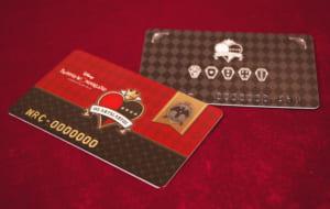 「ディズニー ツイステッドワンダーランド PREMIUM SET」特製ナンバリングカード