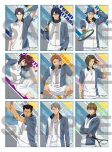 「新テニスの王子様」アニメイトフェア ポートレートタオル 氷帝