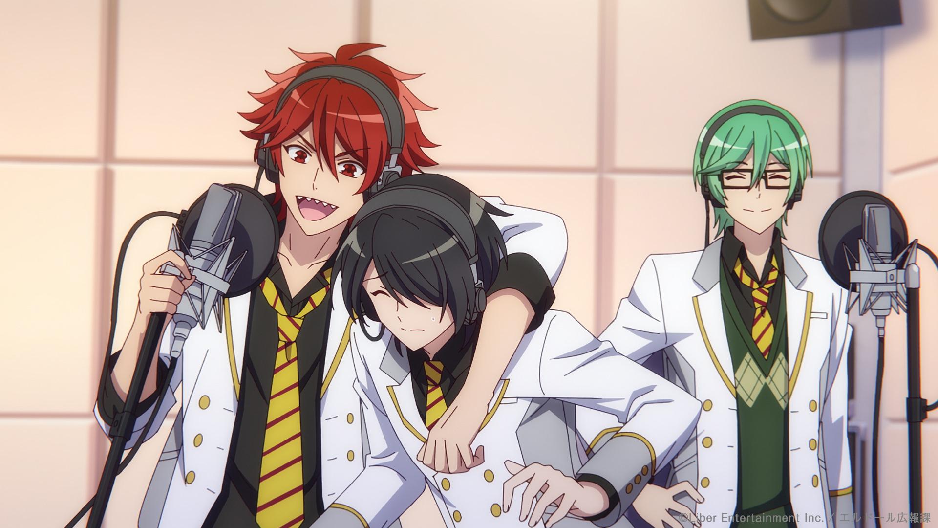 TVアニメ「アイ★チュウ」2021年1月より放送決定!PV・キャストコメント第2弾も公開