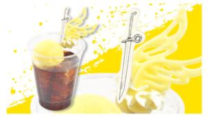 「チェンソーマン」×「アニメイトカフェ」アイス食べたら疲れた…~寿命を吸い取る武器を添えて~