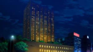 TVアニメ「ツキウタ。THE ANIMATION 2」第12話「仲間と」ホテルグランドパレス