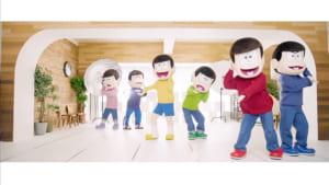 「おそ松さん」第3期第1クールEDテーマ「Max Charm Faces 〜彼女は 最高♡♡!!!!!!〜」MVダンスver.