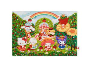 「Sweets Puro」ランチョンマット(表)1650円
