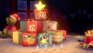 アプリ内イベント「SHUFFLE×白雪たちの MerryXmas」MVイメージ
