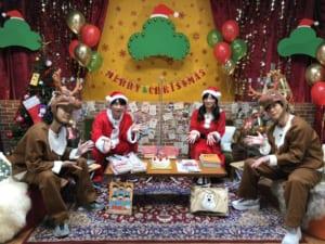 「おそ松さん」クリスマス生配信お写真