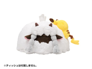 「Pokémon Yurutto」シリーズ第3弾「ティッシュボックスカバー Pokémon Yurutto ウールー」