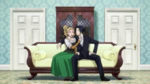 「憂国のモリアーティ」第8話「シャーロック・ホームズの研究 第二幕」